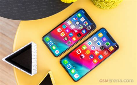apple iphone xs max review gsmarena tests
