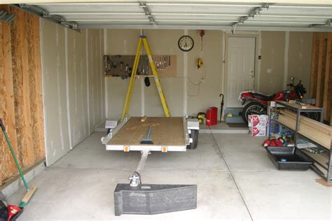 diy garage ceiling storage hoist home design ideas