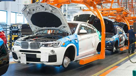 Bmw Usa Build by Bmw Now Highest Value Car Exporter In Usa Celebrating