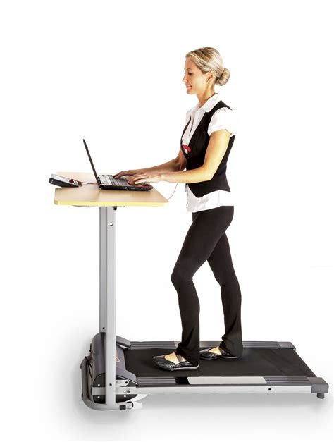 office fitness actiwork treadmill desk