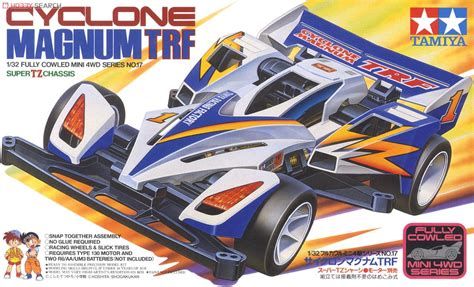 Harga Tamiya Lets And Go by Cyclone Magnum Trf Tz Chassis Mini 4wd Images List