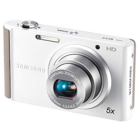 Kamera Samsung Zoom Lens 5x samsung st77 16 1mp 5x optical zoom digital price bangladesh bdstall