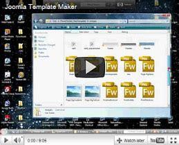 joomla template creator open source joomla 2 5 template maker create your own templates