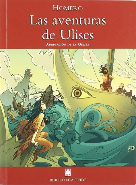 las aventuras de ulises las aventuras de ulises fortuny gin joan baptista libro