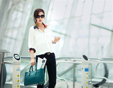 Kemeja Kerja Putih Kemeja Kantor Modis Kemeja Putih Berkualitas 3 kemeja wanita import putih modis model terbaru jual murah import kerja