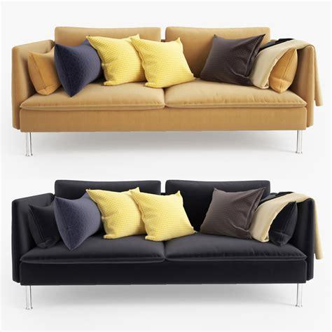 söderhamn sofa 3d ikea soderhamn sofa seat