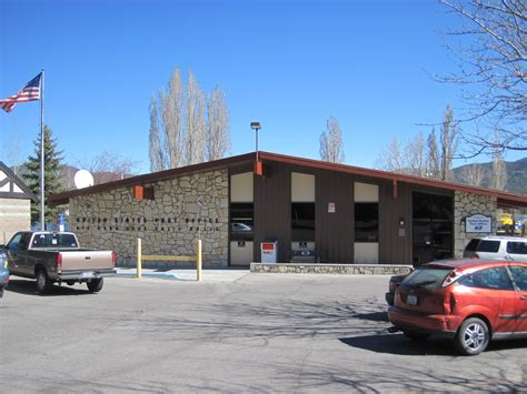 Lake Post Office by Big Lake California Post Office Post Office Freak