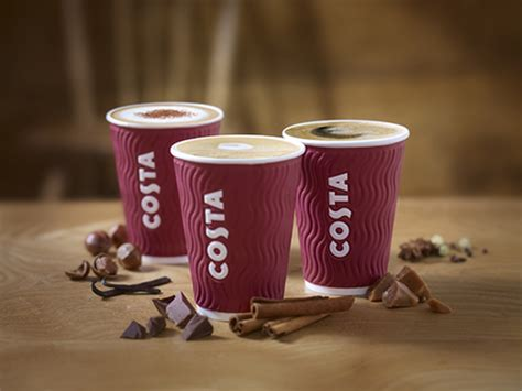 Coffee Mug by Costa Express Irresistible Coffee On The Go Costa Coffee
