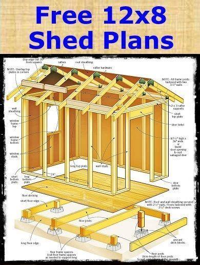 ideas  diy shed  pinterest sheds easy