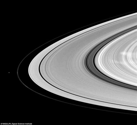 saturn ring spokes nasa records eerie sounds of void inside saturn s rings