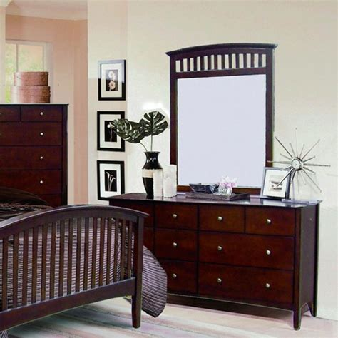 mission style bedroom furniture sets lawson mission style cappuccino finish bedroom set free