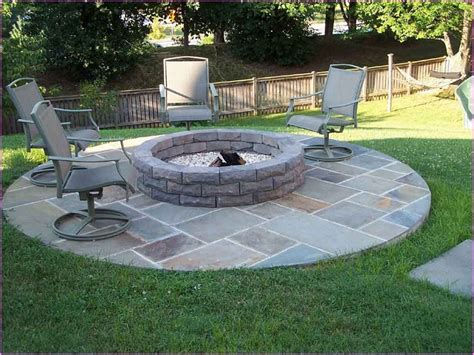 backyard firepits kitchen wall ideas decor building a simple fire pit