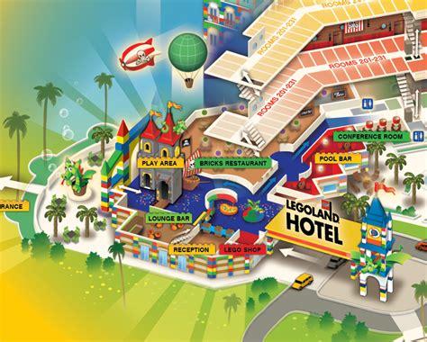 legoland 174 malaysia hotel legoland 174 malaysia resort legoland hotel california on behance