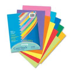 colored card stock paper pacon 101169 array heavyweight card stock paper letter 8