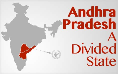Andhra Pradesh Government For Mba by Andhra Pradesh A State Divided 171 For India