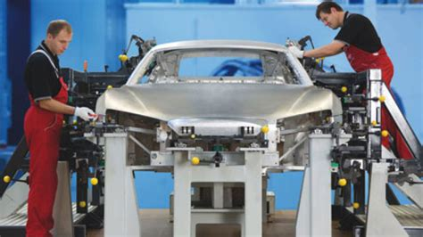 audi shop germany autoblog visits the audi r8 factory in neckarsulm germany