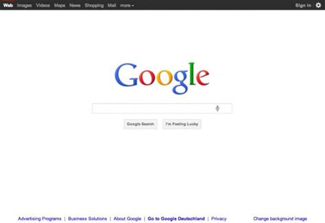 google design yesterday the interface is the brand the evolution of the google