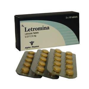Letromina Alpha Pharma Ecer 10tabsstrip Letrozole Femara 25mg Letromina 2 5mg Tablets Alpha Pharma Letrozole Steroids