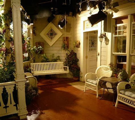 victorian house bungalow house with front porches porch the victorian farmhouse in the sitcom quot hot in cleveland