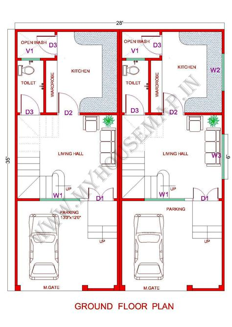 simple house designs and floor plans house maps designs simple one floor house plans house