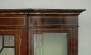 Very Glass Display Cabinet Glass Fronted Display Cabinet Antiques Atlas