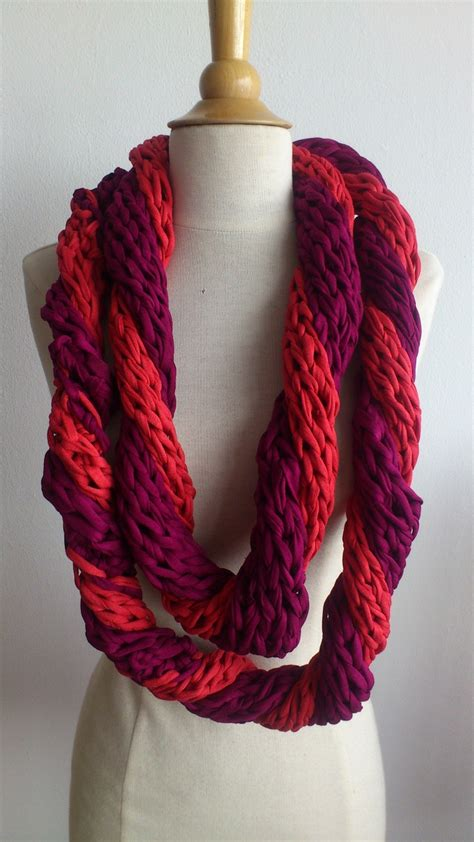 t shirt yarn cowl pattern 17 best images about possible projects on pinterest