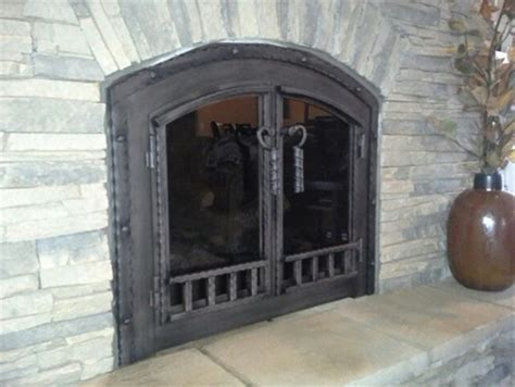 How To Remove Fireplace Doors And Frame by Remove Fireplace Doors 28 Images Glass Replacement