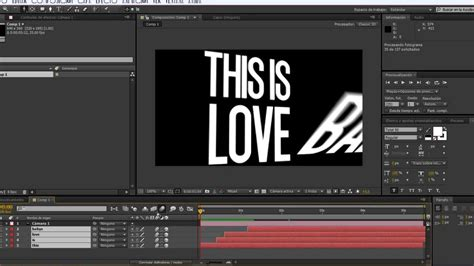 tutorial typography after effects new video after effects basic typography tipografia