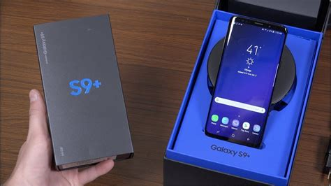 i samsung s9 samsung galaxy s9 unboxing