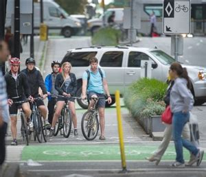 vancouver sun travel section vancouver approves more bike lanes and upgrades to some