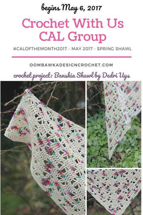 spring shawl cal begins today calofthemonth