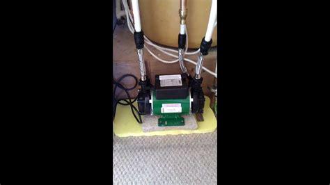 Single Impeller Shower Installation by Salamander Ct50 1 5 Bar Shower