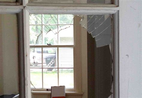 how to repair glass broken window repair or replace houselogic window