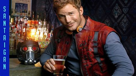 bioskop keren guardian of galaxy chris pratt drunk footage guardians of the galaxy the