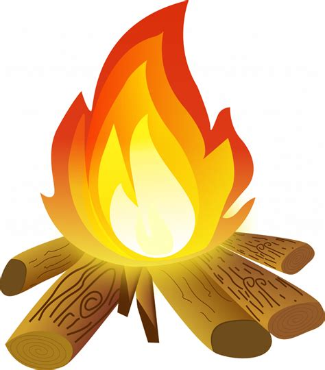 Camp fire clipart cliparts galleries