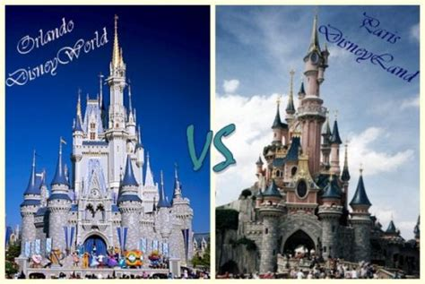 the better disney disney world vs disney land smackdown disneyland paris vs disney world blog de manullegym