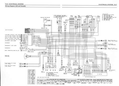 2005 kawasaki mule wiring diagram wiring diagrams new