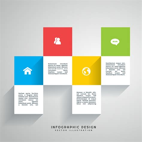 design photo templates 40 free infographic templates to download hongkiat