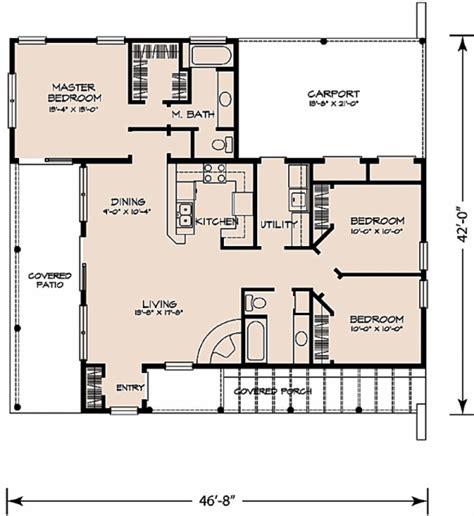 adobe style home plans southwest style house floor plans gurus floor