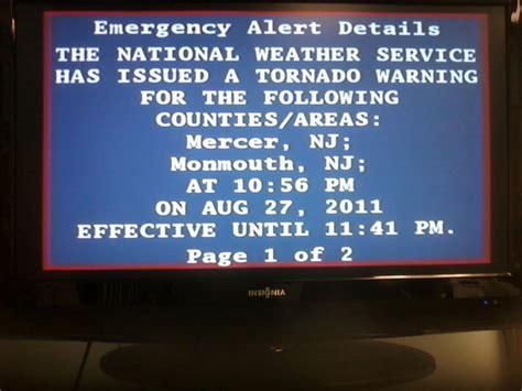 emergency alert system eas avs forum home theater
