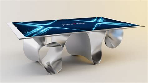 multi touch table 55 inches paravision