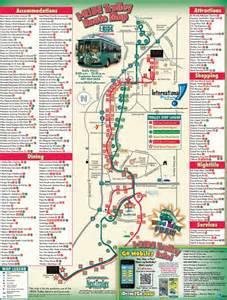international drive florida map i drive i ride trolley maplets