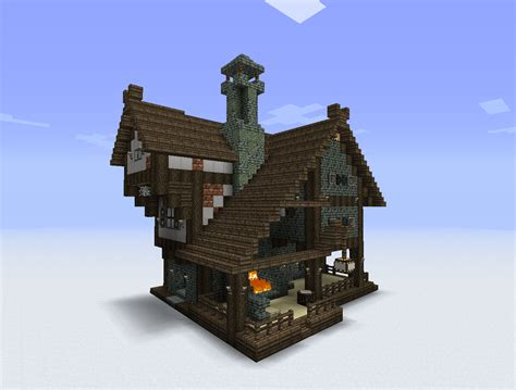Cool Minecraft Houses on Pinterest   Minecraft Houses