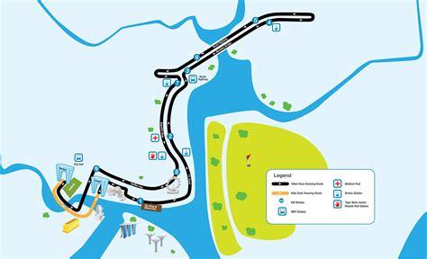 Race Standard Chartered Half Marathon Indonesia 2014 race routes revision for standard chartered marathon singapore 2014