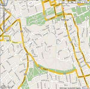 st map edinburgh map kromei s weblog