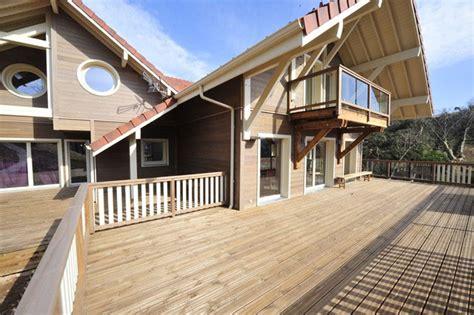 700 m2 en un record pour une maison en bois maison bois kokoon