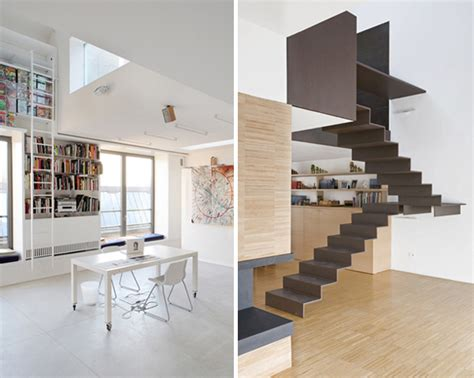 unique stairs minimalist staircase 3 unique stair designs in one house