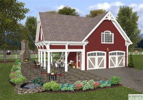 House Barn Combo Plans by Barn Garage Combo S Barn House