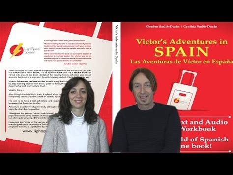 libro victors adventures in spain victor s adventures in spain a parallel text book lightspeed spanish youtube
