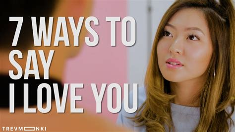 7 Ways To Say I You by 7 Ways To Say Quot I You Quot Ft Bellywellyjelly